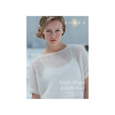 Rowan Simple Shapes Kid Silk Haze Book