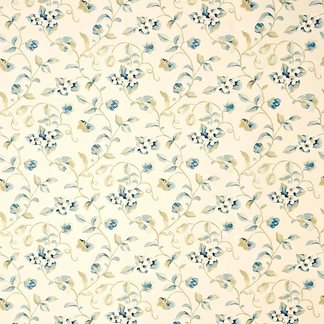 Sanderson DAPGOR201 Orchard Blossom China/Blue