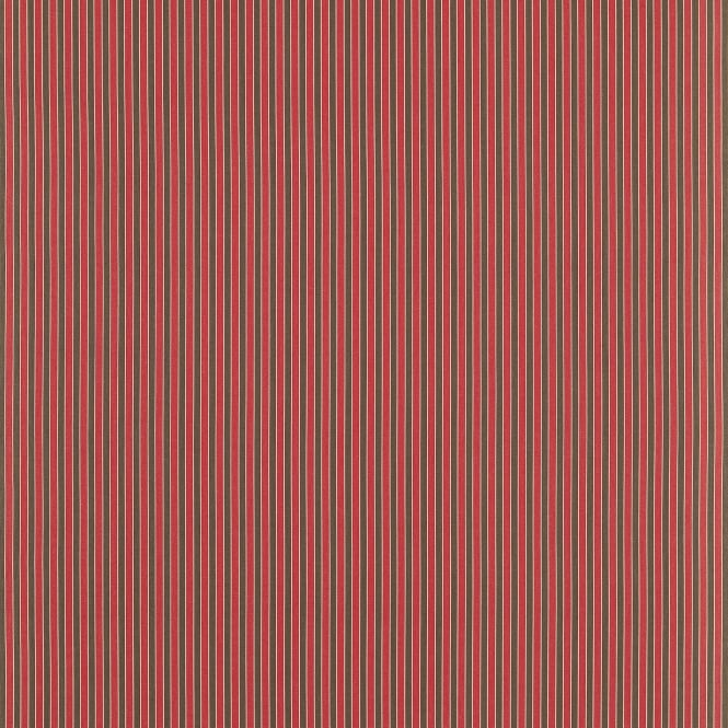 Sanderson DCST232664 Sutton Biscuit/Red