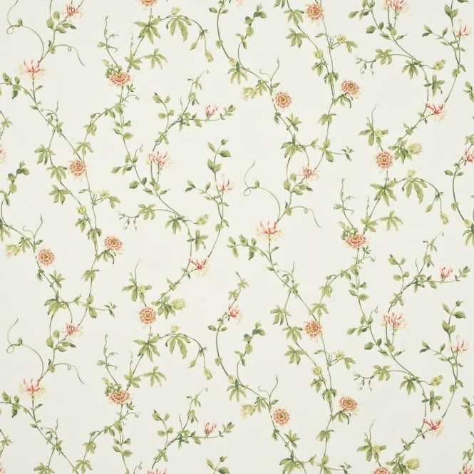 Sanderson DPEMPF202 Passion Flower Ivory/Pink
