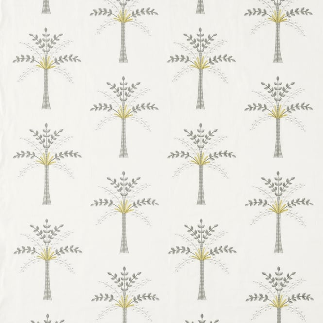 Sanderson DPGR236320 Palm Grove Daffodil/Natural