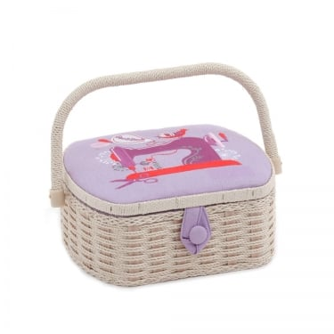 Sewing Machine Work Basket