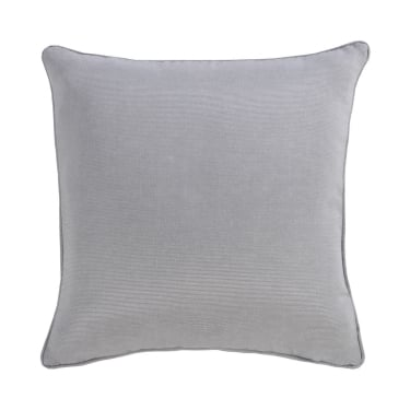 Silver Harrison Cushion