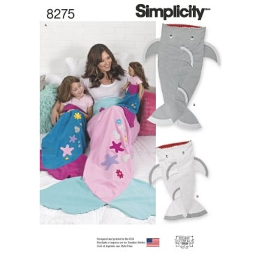 Simplicity Pattern 8275 All Sizes