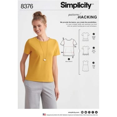 Simplicity Pattern 8376 All Sizes