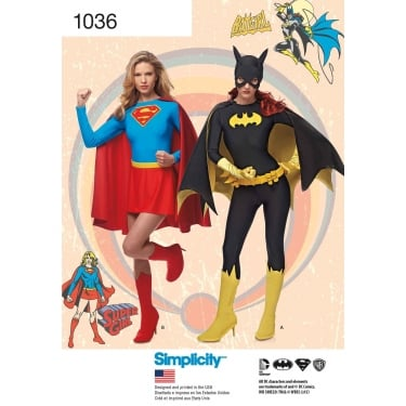 Simplicity Sewing Pattern 1036