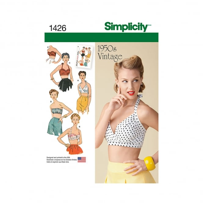 Simplicity Sewing Pattern 1426 R5 Size 14 - 22