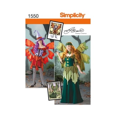 Simplicity Sewing Pattern 1550 R5 Size 14 - 22