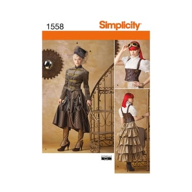 Simplicity Sewing Pattern 1558 R5 Size 14 - 22