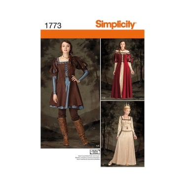 Simplicity Sewing Pattern 1773 R5 Size 14 - 22