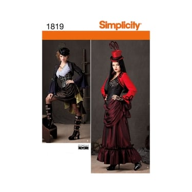 Simplicity Sewing Pattern 1819 Size 6 - 12