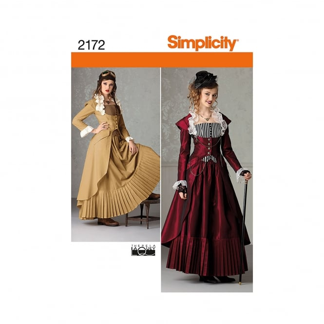 Simplicity Sewing Pattern 2172 HH Size 6 - 12