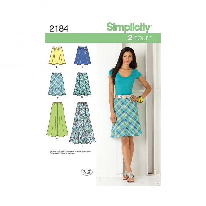 Simplicity Sewing Pattern 2184 R5 Size 14 - 22