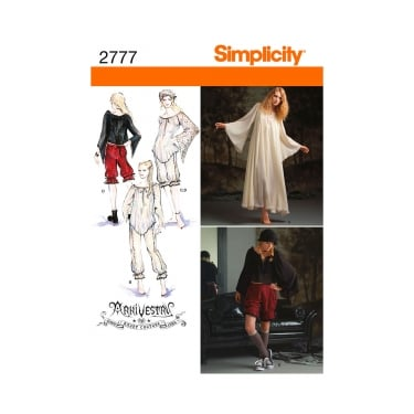 Simplicity Sewing Pattern 2777 Size 6 - 12