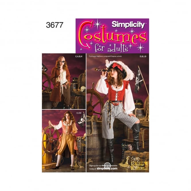 Simplicity Sewing Pattern 3677 RR Size 14 - 20