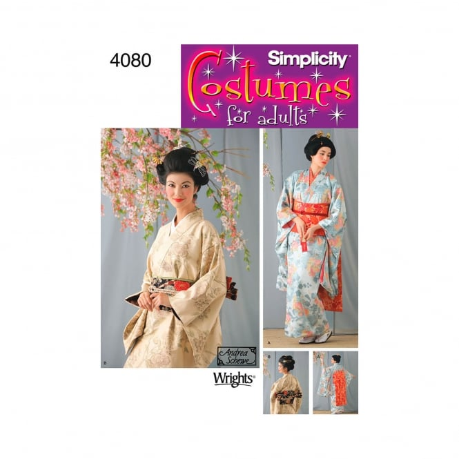 Simplicity Sewing Pattern 4080 HH Size 6 - 12