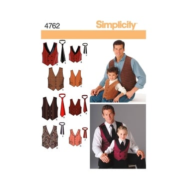 Simplicity Sewing Pattern 4762 Various Sizes