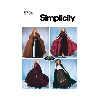 Simplicity Sewing Pattern 5794 Size XS - L