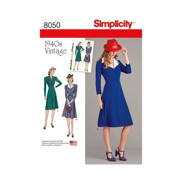 Simplicity Sewing Pattern 8050 Size 6 - 14
