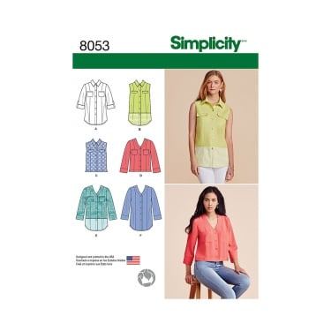 Simplicity Sewing Pattern 8053