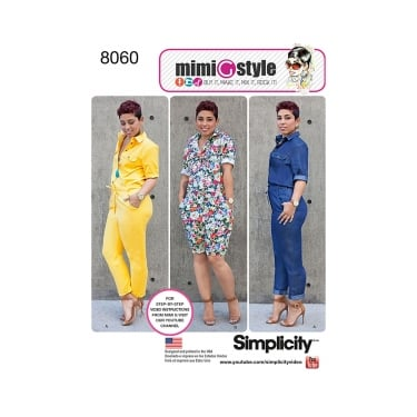 Simplicity Sewing Pattern 8060