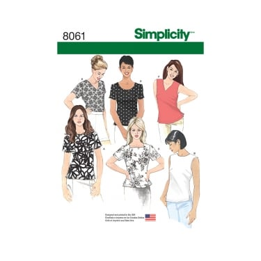 Simplicity Sewing Pattern 8061 Size 8 - 16