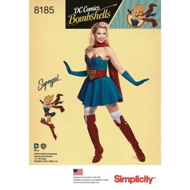 Simplicity Sewing Pattern 8185