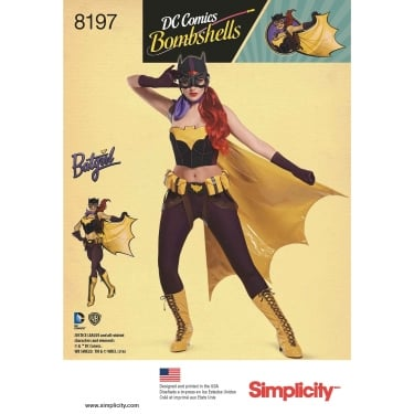 Simplicity Sewing Pattern 8197