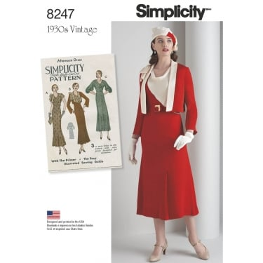 Simplicity Sewing Pattern 8247