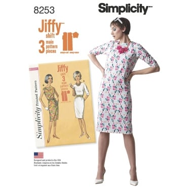 Simplicity Sewing Pattern 8253