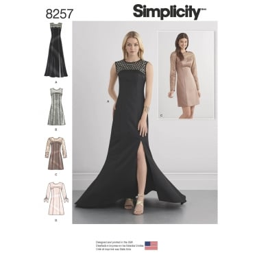 Simplicity Sewing Pattern 8257