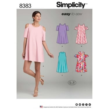 Simplicity Sewing Pattern 8383