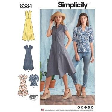 Simplicity Sewing Pattern 8384