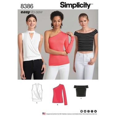 Simplicity Sewing Pattern 8386