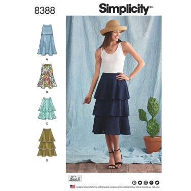 Simplicity Sewing Pattern 8388