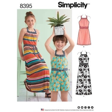 Simplicity Sewing Pattern 8395