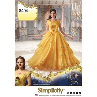 Simplicity Sewing Pattern 8404