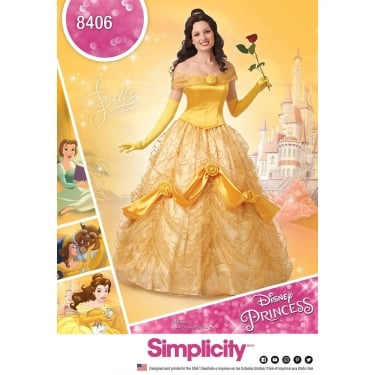 Simplicity Sewing Pattern 8406