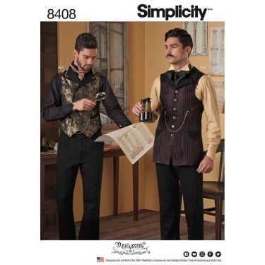 Simplicity Sewing Pattern 8408