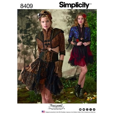 Simplicity Sewing Pattern 8409