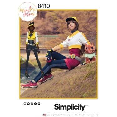 Simplicity Sewing Pattern 8410