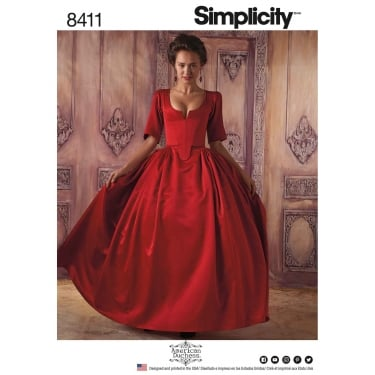 Simplicity Sewing Pattern 8411