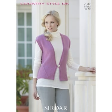 Sirdar Country Style DK Leaflet 7346