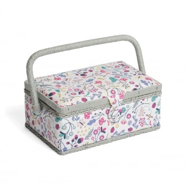 Spring Time Sewing Box - Small