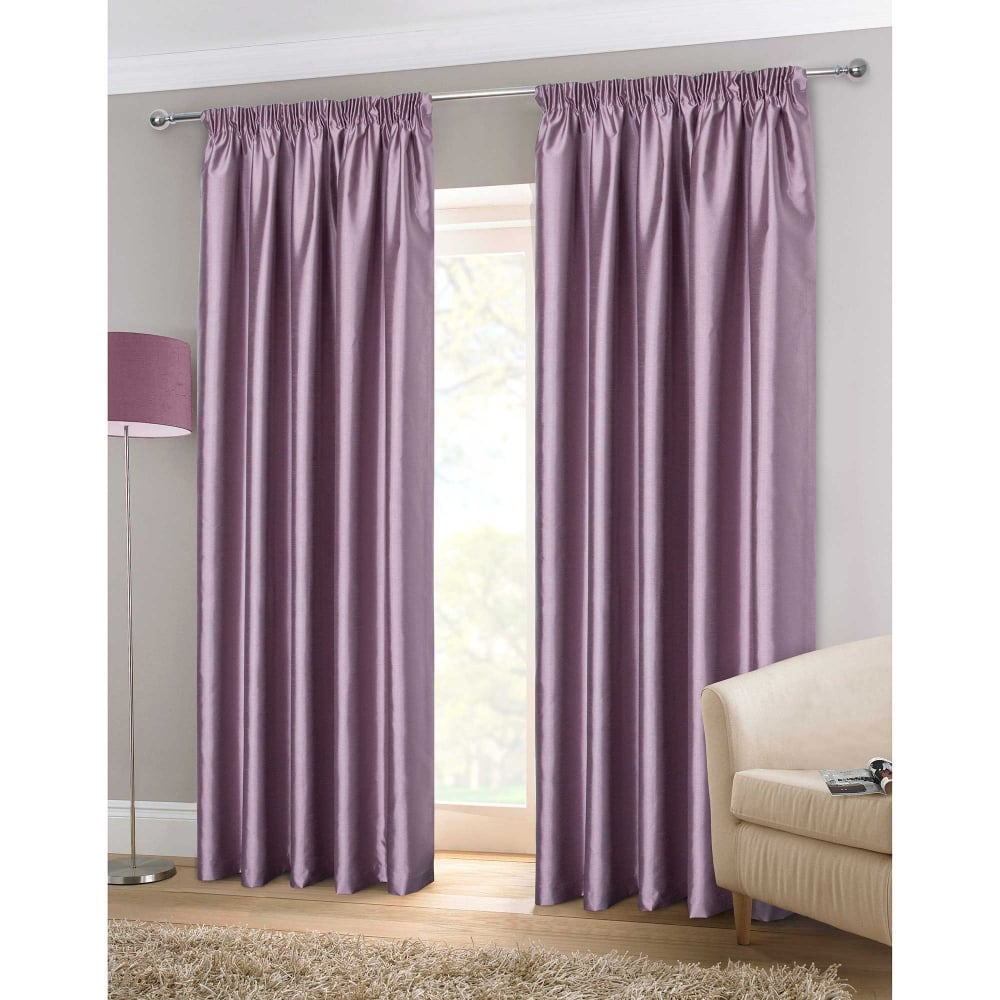 faux silk curtains faux silk ready made curtains living room closs 10803