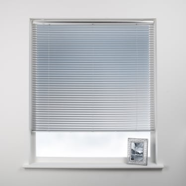Swish 25mm Brushed Aluminium Cordless Venetian Blinds