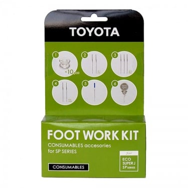 Toyota Consumables Kit