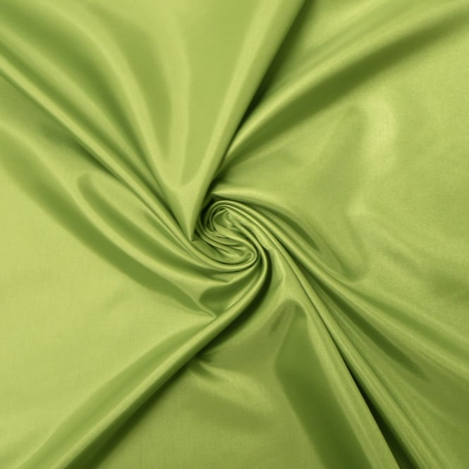 Tropical Lime Dress Lining
