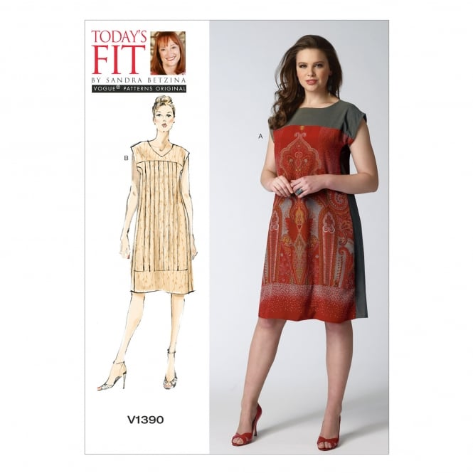 Vogue Sewing Pattern 1390 All Sizes