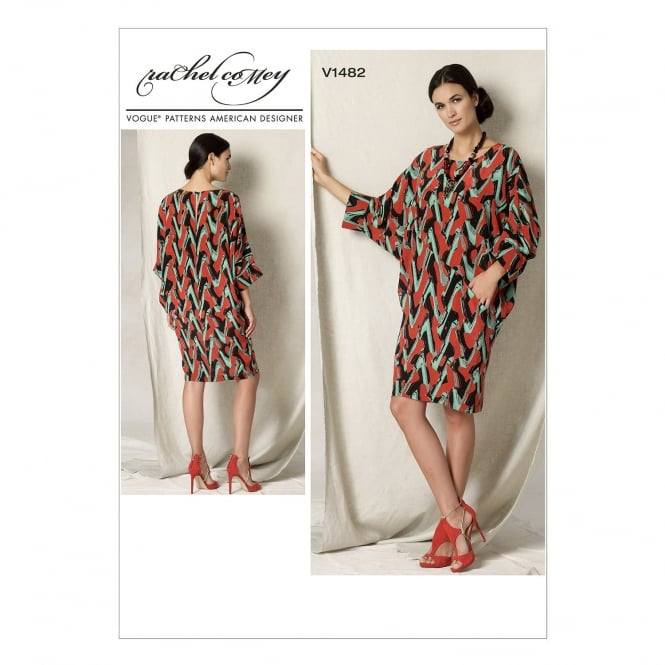 Vogue Sewing Pattern 1482 All Sizes